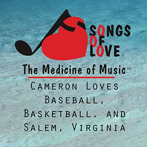 Cameron Loves Baseball, Basketball, and Salem, Virginia