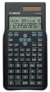 Calculadora científica Canon F-715SG Negra