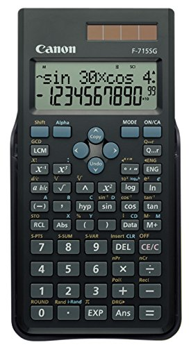 Canon F 715S G Calculatrice Scientifique