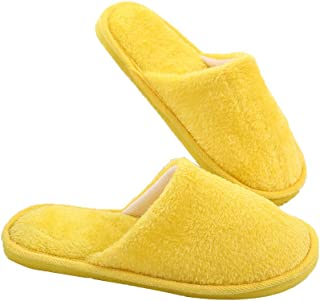 Amazon.it: Giallo Pantofole Scarpe da uomo: Scarpe e borse