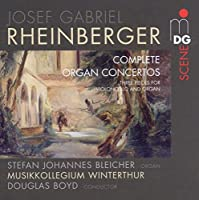 Organ Cconcertos No. 1 2 3