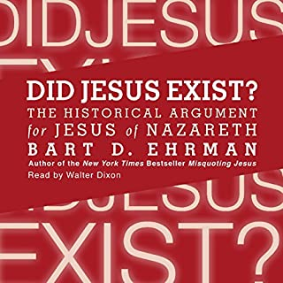 Did Jesus Exist? cover art