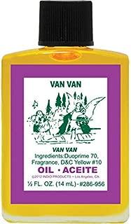 (1Pack) Indio Products Spiritual Anointing Oil- VAN VAN 1/2oz