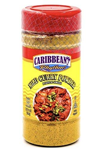 Caribbean Rhythms Mild Curry Powder 4 oz