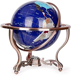 Vägglampa för mode Globe Sapphire Shell Globe Dekoration Företag Öppnande Presentkort Skrivbord Hantverk Dekoration Utbild...