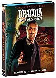 Dracula: Prince of Darkness blu ray Scream Factory