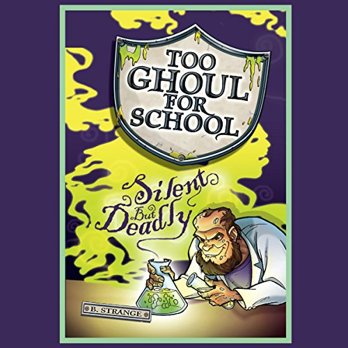 Too Ghoul for School cover art