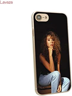 Inspired by Mariah Carey Phone Case Compatible With Iphone 7 XR 6s Plus 6 X 8 9 11 Cases Pro XS Max Clear Iphones Cases TPU - Socket- Socks- Powder- Records- Records- 32864239573