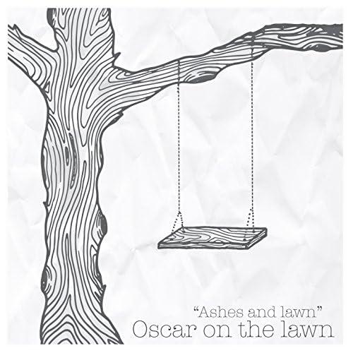 Oscar on the Lawn