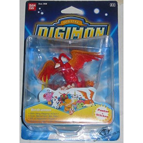 Ban Dai Digital Digimon Monster-Birdramon
