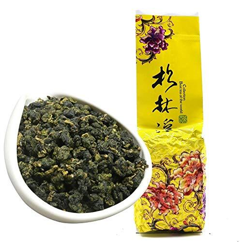 FullChea - Formosa Oolong - Shan Lin Xi - Taiwan Oolong Tea Loose Leaf - High Mountain Tea - Help To Digestion 5.29oz / 150g