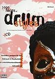 1000 Faces of Drum Styles. Schlagzeug - Brand Dirk