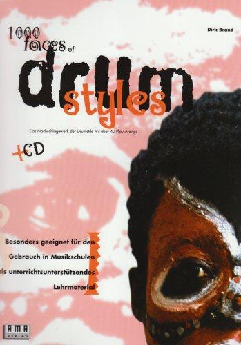 1000 Faces of Drum Styles. Schlagzeug