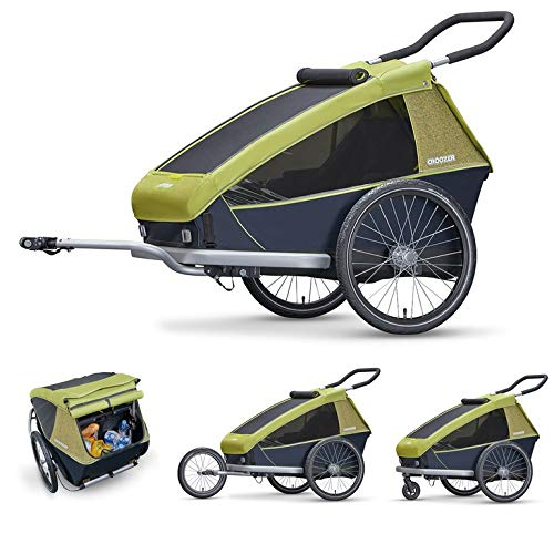 Croozer Trailer für Kinder Kid for 2 (2018) (3092097318)