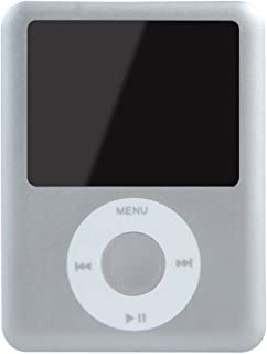 asdomo MP4 Player, 1.8in MP3 MP4 Music Media Player 32GB Internal Memory with Video Voice Recorder