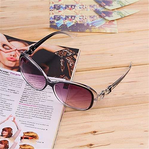 ukYukiko Vrouwen Modieuze Vintage Oversized Oogkleding Zonnebril Outdoor Bril