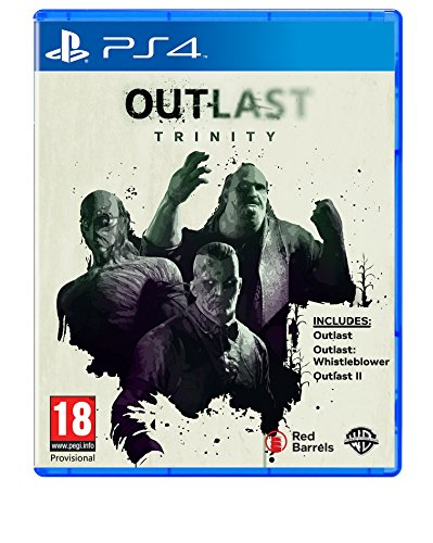 Outlast Trinity (PS4) - [Edizione: Regno Unito]