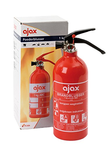 Ajax KP1 Brandblusser Poeder 1 kg