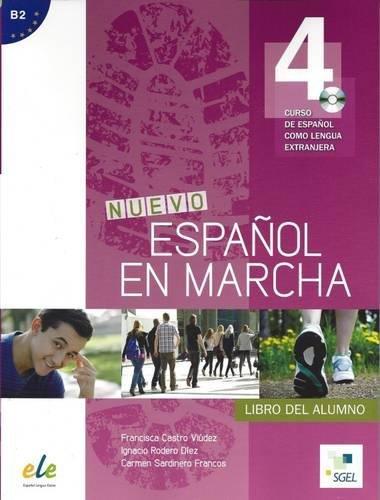 Nuevo Español en marcha 4 (Libro del alumno + CD MP3)