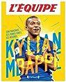 L'Équipe - Kylian Mbappé par Grall