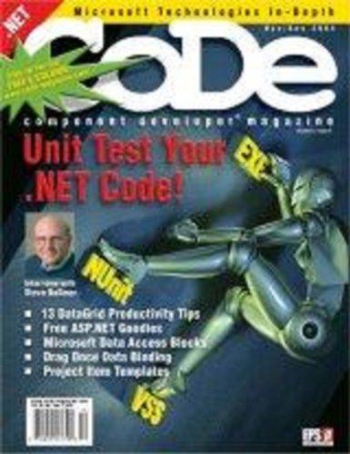 CODE Magazine - 2004 - November/December (Ad-Free!) (English Edition)