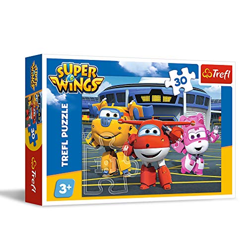 Puzzles  super wings