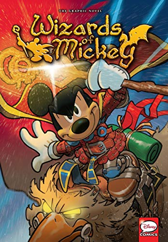 Wizards of Mickey 3