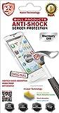 Bull - Protector de pantalla antiimpactos para Blackberry Q10 (se incluyen gamuza e instrucciones)