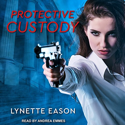 Protective Custody audiobook cover art