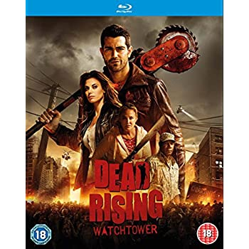 Cheap Dvd Dead Rising Watchtower Blu Ray Compare Prices For Cheap Dvd Prices