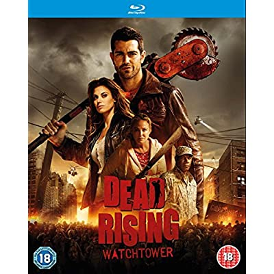 Cheap Dvd Dead Rising Watchtower Blu Ray Compare Prices For