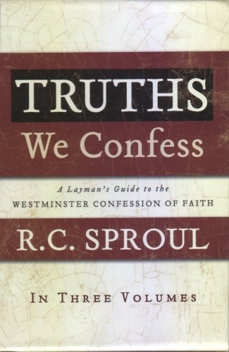Image of Truths We Confess, Three-Volume Set