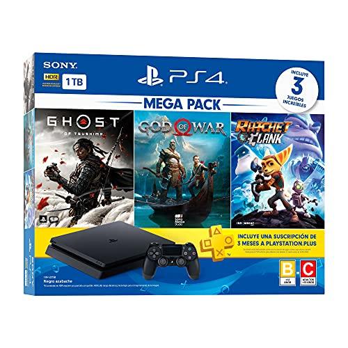 Consola Playstation 4 - Megapack 18 - Bundle Edition
