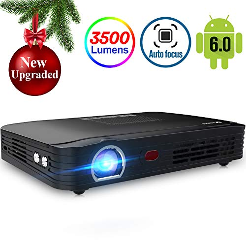 #3 WOWOTO Mini T8E Full HD Projector