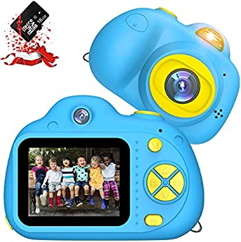 RegeMoudal Kids Digital 1080P FHD Video Shockproof Camera