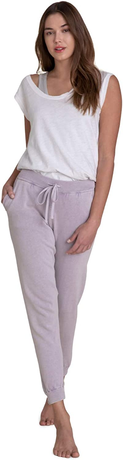 Barefoot Dreams Sunbleached Cotton Jogger Ranking TOP3 for Women Pants 25% OFF Luxur