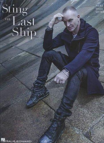 The Last Ship: Noten, Songbook für Klavier, Gesang, Gitarre