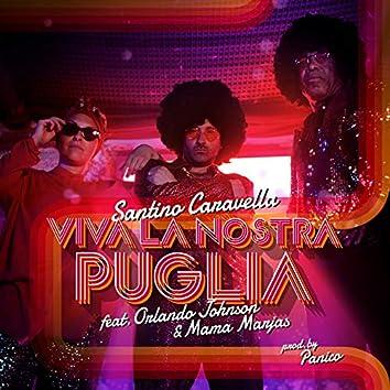 Viva la nostra Puglia (feat. Mama Marjas, Orlando Johnson)