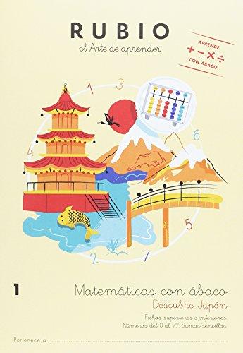 Matemáticas con ábaco 1. Descubre Japón