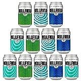 Bellfield Brewery: Mixed Case Lagers & Pilsners (vegan & gluten-free craft beer)