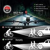 Zoom IMG-2 wotek luci bicicletta led luce