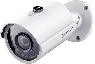 Amcrest ProHD Outdoor 3 Megapixel POE Bullet IP Security Camera - IP67 Weatherproof, 3MP (2048 TVL), IP3M-954E (White)