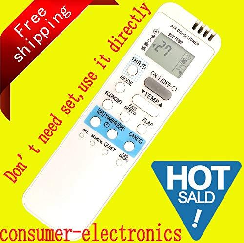 Fernbedienung für Sanyo AC RCS-7S2E-G RCS-7HS4E-G RCS-5S2E RCS-5S1E RCS-AX1 RCS-AX3 für SANYO Klimaanlage
