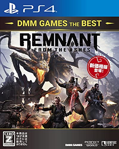 Remnant: From the Ashes [DMM Games The Best] PS4 japanese version region free