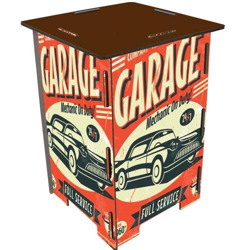 Preisvergleich Produktbild Photohocker Garage