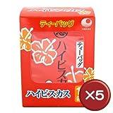比嘉製茶 ハイビスカス茶 ティーバッグ(2g×10P)×5