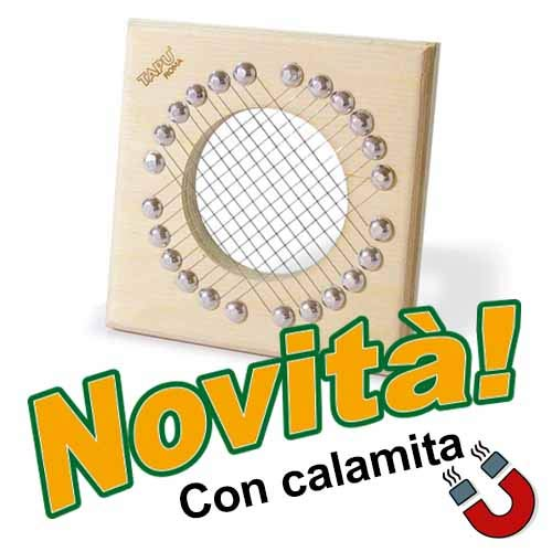 TAPU\' IL TAGLIA PUNTARELLE, QUELLO Originale con CALAMITA! Prodotto Artigianale Made in Italy Tagliapuntarelle Tagliaverdure Mandolina Affettaverdure Julienne
