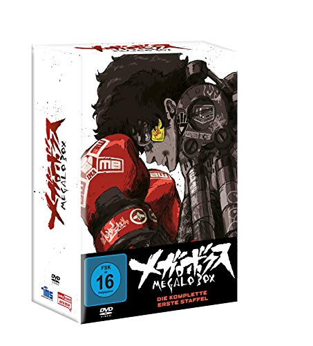 Staffel 1 (Limited Edition) (4 DVDs)