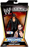 Mattel WWE Wrestling Exclusive Elite Collection Wrestle Mania XXVII Action Figure Undertaker by Mattel