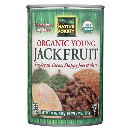 Native Forest Organic Young Jackfruit 14 Ounce -  Pack of 6